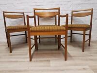 Four Mcintosh Dining Chairs (DELIVERY AVAILABLE)