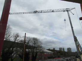 Mantis 35.10 Self Erecting Remote Control Tower Crane