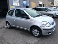*3 MTH WARRANTY* ONLY 49000 MILES WITH FSH, 1.0 T2 ENGINE TOYOTA YARIS, FULL MOT, FULLY SERVICED,