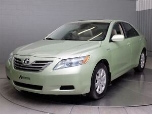 2007 Toyota Camry Hybrid A/C MAGS TOIT OUVRANT CUIR
