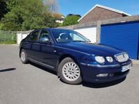 ON HOLD>AWAITING INTERESTED PARTY Rover 75 Connoisseur CDTI SE Auto prestige car , BMW engine purrs