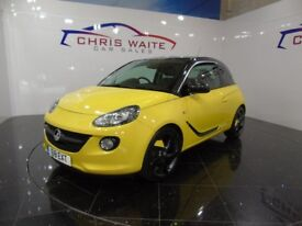 VAUXHALL ADAM SLAM (yellow) 2013