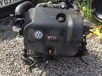 Vw, Skoda, Audi 1.9 Tdi pd engine