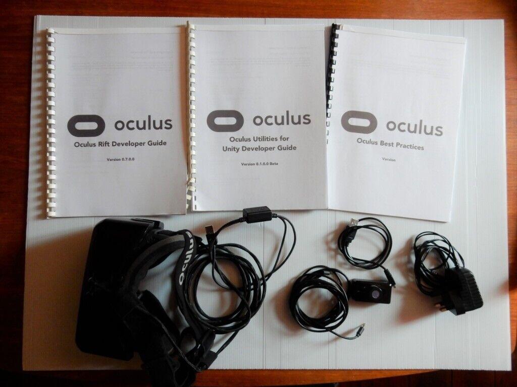 Oculus Rift DK2 development kit | in Norwich, Norfolk | Gumtree