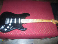 Jim Harley Stratocaster with Seymour Duncan pickup