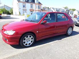 Peugeot 306, 1.6 automatic, x reg. £550