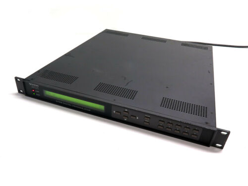 Harris Videotek DDM-800 frequency agile digital demodulator 8VSB 64/256 QAM ASI