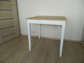 Quality Solid Pine LERHAMN Small Dining Table 74x74 cm By IKEA New