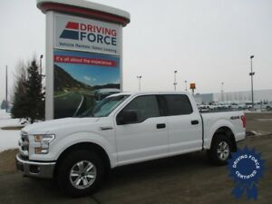 2017 Ford F-150 XLT Supercrew 4X4 w/5.5' Box, 6 Passenger