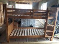 corona bunk bed 3ft