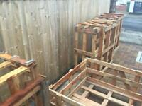 Container pallets