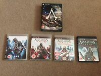 Assassins Creed Bundle (PS3)