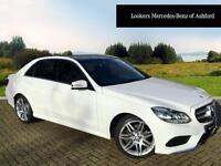 Mercedes-Benz E Class E220 CDI AMG SPORT (white) 2014-07-24