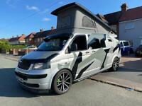 Volkswagen transporter campervan px welcome
