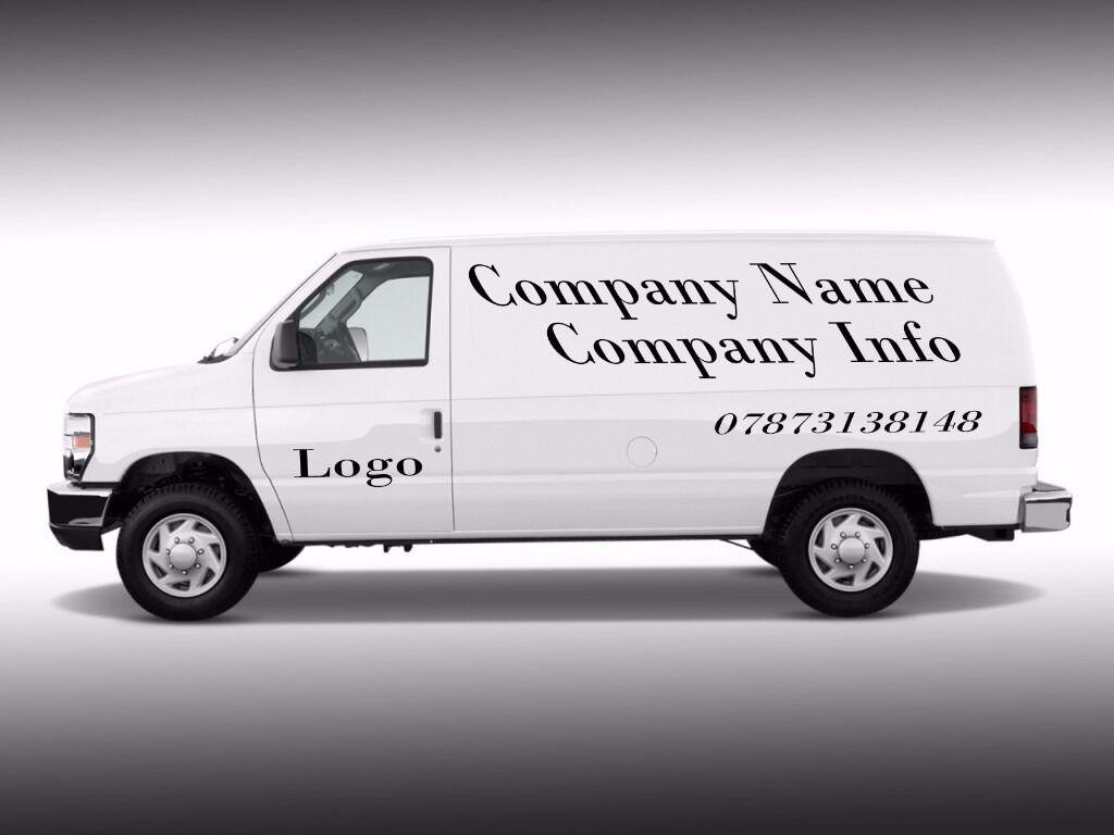 Car sticker design sample - Car Sticker Design Cost Sign Writing Vinyl Lettering For Vehicle Van Car Shop Windows Decals