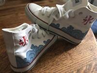 Lady's Japanese Style Shoes