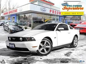2010 Ford Mustang GT  with leather!