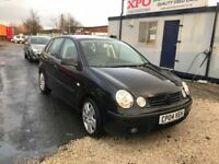 2004 Volkswagen Polo 1.9 SDI Twist 5dr FSH + 2 PREVIOUS OWNER