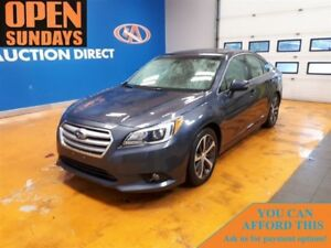 2015 Subaru Legacy 3.6R Touring Package!  AWD! FINANCE NOW!