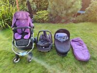 iCandy Apple Baby Stroller Travel System