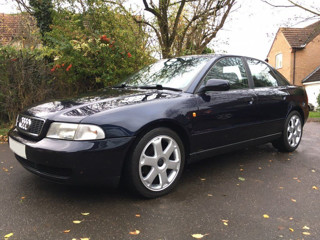 audi a4 b5 1 8 petrol 1998 s4 alloys very good condition in abingdon oxfordshire gumtree. Black Bedroom Furniture Sets. Home Design Ideas