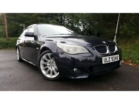 BMW 5 Series 2.5 525d Sport 4dr