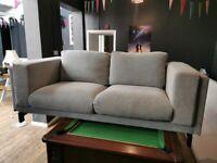 Ikea Nockeby 2 seater sofa for sale