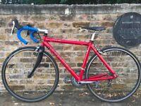 PRINCIPIA Road Bike Aluminium and Fork Carbon ,51 cm, FULL SERVICE did