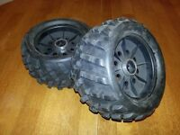 RADIO CONTROLLED 1/5th SCALE MONSTER TRUCK WHEELS 2 OF