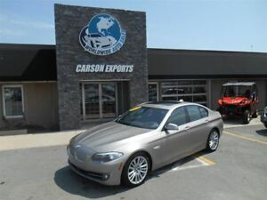 2011 BMW 550 X DRIVE! GREAT BUY! FINANCING AVAILABLE