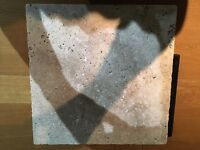 Travertine natural stone tiles 405mm by 405mm