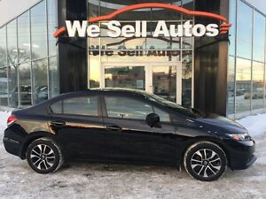 2014 Honda Civic LX *BTOOTH *HTD SEATS *SUNROOF