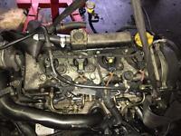 Z17dth engine