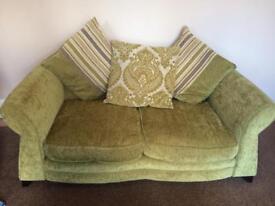 DFS sofa 3 + 2 + 1 + footstool