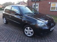 2007 Renault Clio 1.2 Campus Sport I-Music 3dr * ideal first car