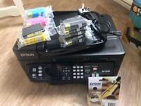 Epson WF2540 3 in 1 Printer/scanner/copier * faulty