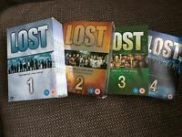 Lost Dvd's