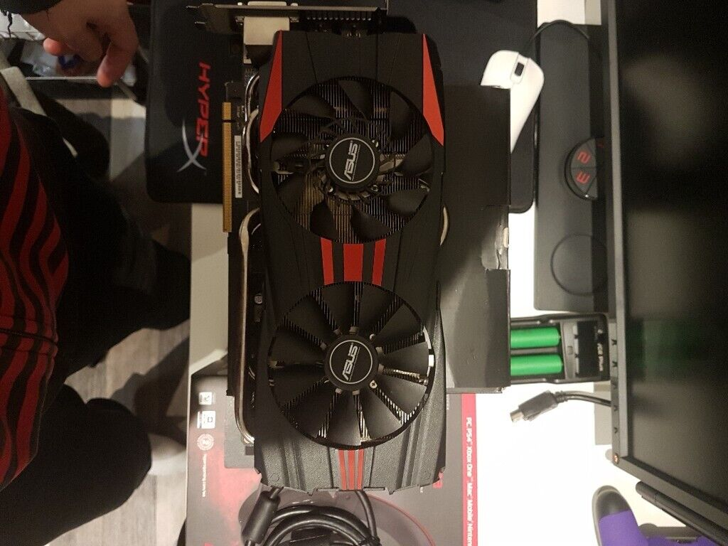 ASUS Radeon R9 280X DirectCU II TOP AMD Graphics Card - 3GB | in Manchester  City Centre, Manchester | Gumtree