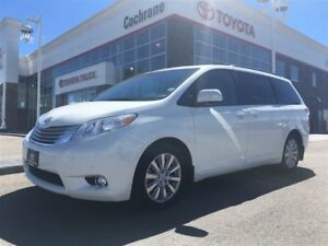 2014 Toyota Sienna - ONE OWNER!! -