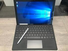 Surface Pro 4, i7, 16GB RAM, 256GB HDD, keyboard, pen