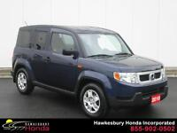 2010 HONDA ELEMENT LX WARRANTY UP TO 200000 KMS