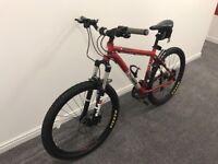 Nearly new condition Mountain Bike (Hardtail) - Voodoo Hoodoo