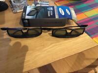 Samsung active glasses