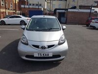 TOYOTA AYGO 1.0 VVTI PLATINUM 2008 PRIVATE PLATE LOW MILEAGE LONG MOT **MINT CONDITION**
