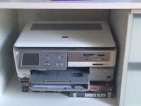 HP C8180 Photosmart all-in-one Printer, Scanner, Copier