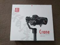 Zhiyun Crane V2- new