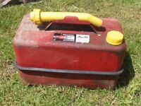 Vintage Paddy Hopkirk Petrol Can (10 Litres)