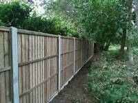 Fencing fitting