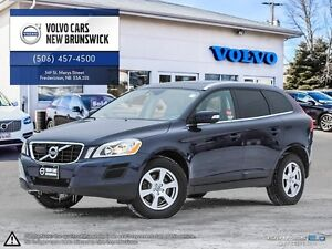 2012 Volvo XC60 3.2 PREMIER PLUS! HEATED LEATHER! SUNROOF!