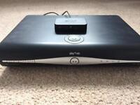 Sky +HD Box With Catch Up Box